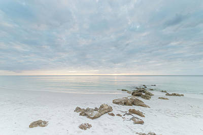 Photograph - A Naples Seascape #04 by Christopher L Thomley