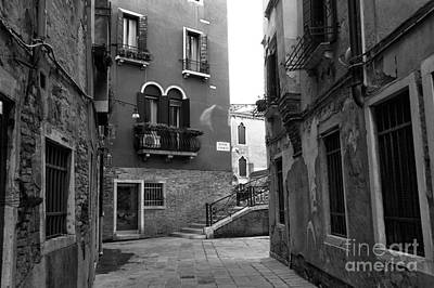 Photograph - A Neighborhood In Venezia by John Rizzuto