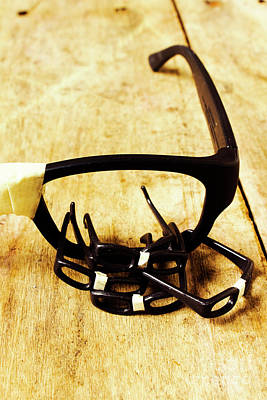 Eyeglasses Photograph - A Nerdy Spectacle by Jorgo Photography - Wall Art Gallery