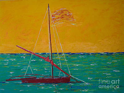 Painting - A New Day by Art Mantia