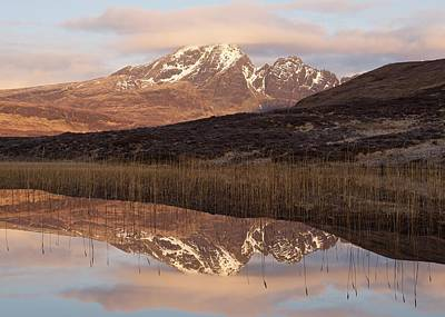 Photograph - A New Day Begins At Blaven by Stephen Taylor