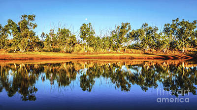 Photograph - A New Day In The Outback by Lexa Harpell