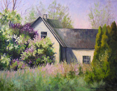 Painting - A New Season Begins by Debbie Lamey-MacDonald