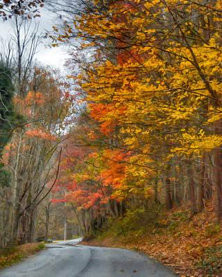 Photograph - A Newport Autumn by Kerri Farley