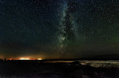 Sauble Photograph - A Night At The Beach 8 by Steve Harrington
