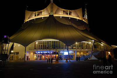 Photograph - A Night At The Circus by David Lee Thompson