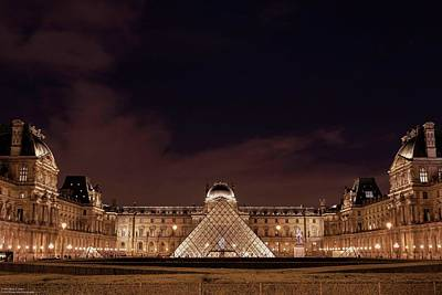 Photograph - A Night At The Museum - 1 by Hany J
