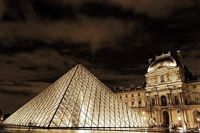 Photograph - A Night At The Museum - 3 by Hany J
