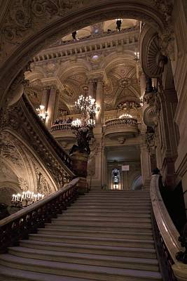 Photograph - A Night At The Opera - 1 by Hany J