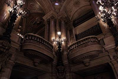 Photograph - A Night At The Opera - 3 by Hany J