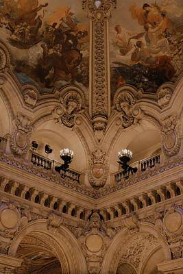 Photograph - A Night At The Opera - 5 by Hany J