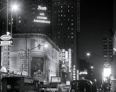Photograph - A Night At The Theater by Mark Andrew Thomas