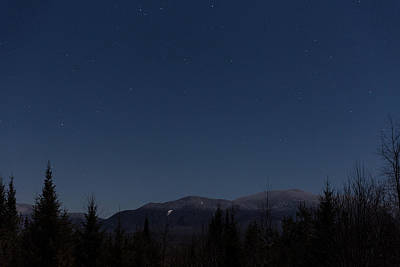 Photograph - A Night In New Hampshire by Brian Hale
