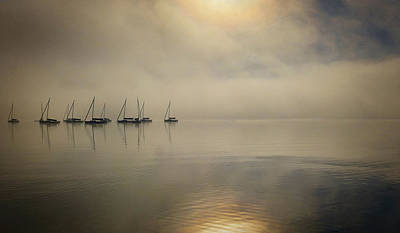Photograph - A Night On Lake Erie by Movie Poster Prints