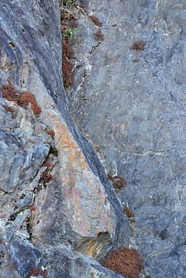 Photograph - A Nose Of Rock Rock As Art 2 by rd Erickson
