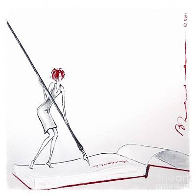 Disclosure Painting - A Novel Idea by Barbara Chase