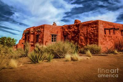 Photograph - A Painted Desert Inn Dream by Jon Burch Photography