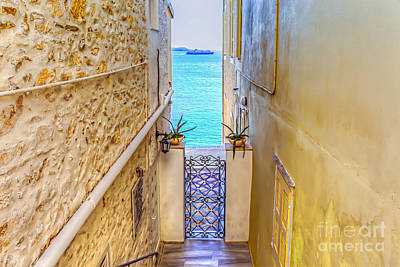 A Passage To The Sea Original by Eleni Mac Synodinos