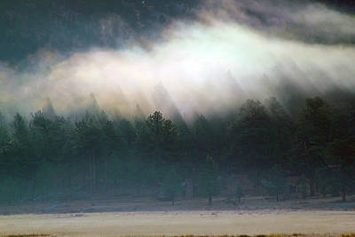 Photograph - A Patch Of Fog by Shane Bechler