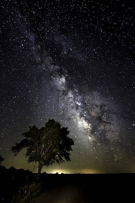 Photograph - A Peaceful Night by Scott Bean