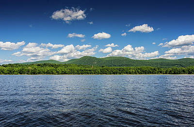 Photograph - A Perfect Day on the River by John Morzen