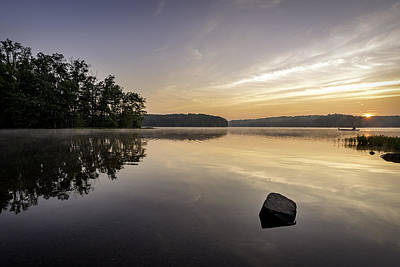 Photograph - A Perfect Morning by Michael Donahue