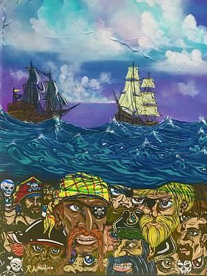 A Pirates Life For Me  Original