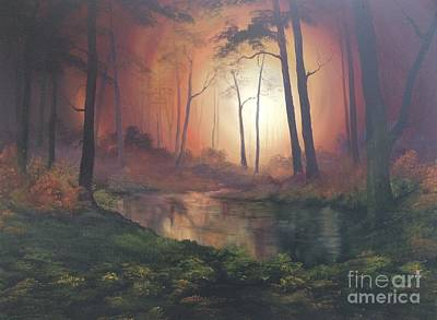 Painting - A Place Of Serenity  by Jean Walker