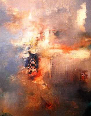 Painting - A Place Of Wonder by Noel Jones