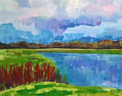 Painting - A Place To Go by Lisa Dionne