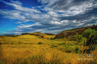 A Place To Hike Art Print by Jon Burch Photography