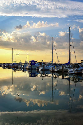 Sean Rights Managed Images - A Place to Reflect III Royalty-Free Image by James Meyer