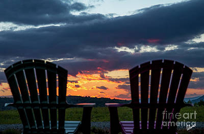 Photograph - A Place To Sit by Alana Ranney