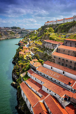 Photograph - A Portrait Of Porto  by Carol Japp