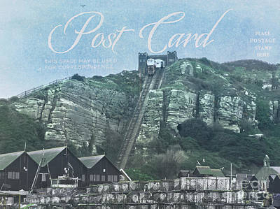 Photograph - A Postcard From Hastings by Terri Waters