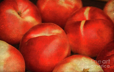 Photograph - A Pound Of Peaches by Judi Bagwell