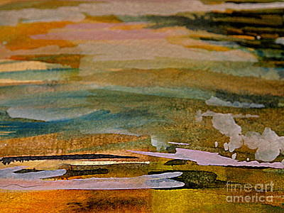 Painting - A Puddle by Nancy Kane Chapman