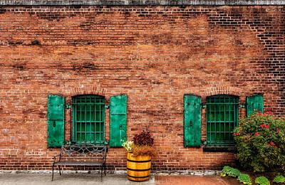 Photograph - A Quiet Place - 1 by Frank J Benz