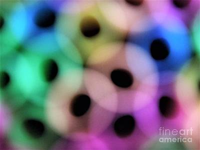 Photograph - A Rainbow Of Circles by Chad and Stacey Hall