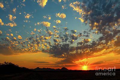 Photograph - A Rainbow Sky by Long Love Photography