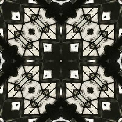 Expressionism Wall Art - Photograph - A Random Morning Mandala To Get Going by Crystaleyezed Fine Arts