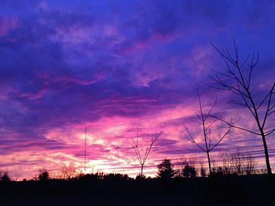 Photograph - A Real Sunset by Randi Shenkman
