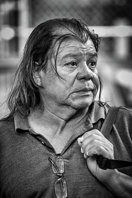 Photograph - A Regular Guy by John Haldane
