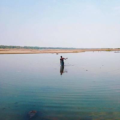 Photograph - A River Abundance by LeLa Becker