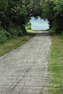 Photograph - A Road With No Name by Ella Kaye Dickey