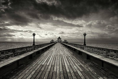 Photograph - A Romantic Walk To The Past by Dominique Dubied