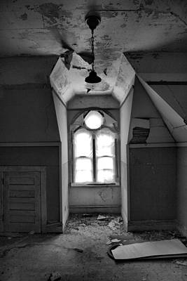 Photograph - A Room by CA  Johnson