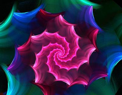 Featured Tapestry Designs - A Rose by Any Other Name by David Lane