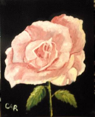 Painting - A Rose Is A Rose by Charles Ray