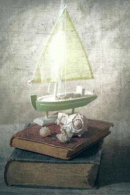 Photograph - A Sailor's Stories by Eleanor Caputo